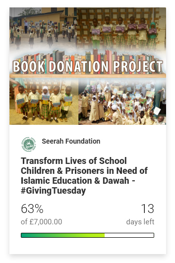 Book Donation Project
